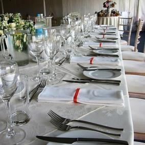 Rectangular Table Hire